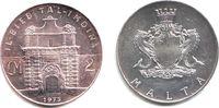 2 Pfund 1973 Malta Cottonerator f.st