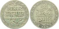 1/4 Rupie  Indien - Mewar Sumair Sing (191...