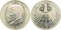 5 Mark 1957 J BRD Joseph Freiherr von Eich...