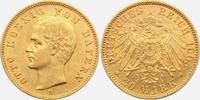 20 Mark 1905 D Bayern König Otto von Bayer...