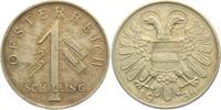 1 Schilling 1934 Österreich  vz  3,95 EUR  +  3,95 EUR shipping