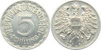 5 Schilling 1952 Österreich 5 ATS vz  8,00 EUR  +  3,95 EUR shipping