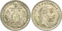 10 Kreuzer 1872 Österreich - Ungarn Franz Joseph I. (1848 - 1916) vz  5,00 EUR  +  3,95 EUR shipping