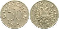 50 Groschen 1935 Österreich  ss  6,00 EUR  +  3,95 EUR shipping