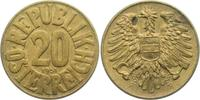 20 Groschen 1951 Österreich  vz min.fl.  3,00 EUR  +  3,95 EUR shipping