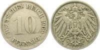 10 Pfennig 1900 F Kaiserreich 10 Pfennig - großer Adler ss-vz  4,95 EUR  +  3,95 EUR shipping