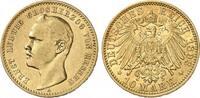 10 Mark 1893 A Hessen Ernst Ludwig (1892-1918) gutes ss  1798,00 EUR  +  14,95 EUR shipping