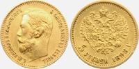 5 Rubel 1898 Russland Nikolaus II.(1894-19...