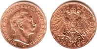 10 Mark 19012 A Preussen Kaiser Wilhelm II. vz/ Kr.  159,00 EUR  +  9,95 EUR shipping