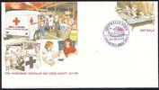 1989 Australien Ganzsachenumschlag - Rotes Kreuz - mit Sonderstempel g... 2,95 EUR  +  3,95 EUR shipping
