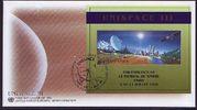 1999 Schweiz Erstagsbrief - Raumfahrt - Vereinte Nationen - UN Genf mi... 2,95 EUR  +  3,95 EUR shipping