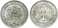 5 Mark 1928 E Weimar Eichbaum vz  189,00 EUR  +  9,95 EUR shipping