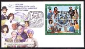 1999 Österreich Erstagsbrief - Weltpostverein - Vereinte Nationen - UN... 2,95 EUR  +  3,95 EUR shipping