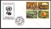 1994 Schweiz Erstagsbrief - Gefährdete Tierwelt - Vereinte Nationen - ... 2,95 EUR  +  3,95 EUR shipping