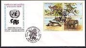 1994 Österreich Erstagsbrief - Gefährdete Tierwelt - Vereinte Nationen... 2,95 EUR  +  3,95 EUR shipping