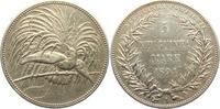 5 Mark 1894 A Deutsch Neuguinea Paradiesvo...