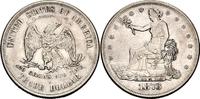 Trade Dollar 1873 S USA Trade Dollar (1873...