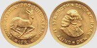 1 Rand 1961-1983 Südafrika Jan van Riebeek...