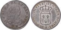1/3 Ecu 1721  R Frankreich Louis XV. 1715-...