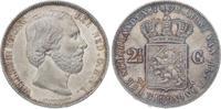 2 1/2 Gulden 1872 Niederlande-Königreich W...