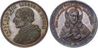Silbermedaille 1900 Italien-Kirchenstaat L...