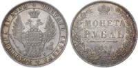 Rubel 1848 Russland Nikolaus I. 1825-1855....