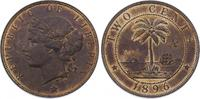 Cent 1896 Liberia  Prachtexemplar. Herrlic...