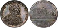 Silbermedaille 1901 Bayern Prinzregent Lui...