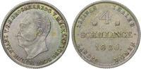 4 Schilling 1830 Mecklenburg-Schwerin Frie...