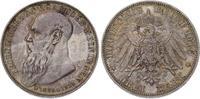 3 Mark 1915 Sachsen-Meiningen Georg II. 18...