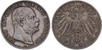 2 Mark 1901  A Sachsen-Altenburg Ernst 185...