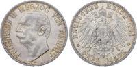 3 Mark 1911  A Anhalt Friedrich II. 1904-1...