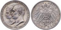 2 Mark 1904  A Mecklenburg-Schwerin Friedr...
