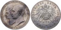 5 Mark 1904  A Mecklenburg-Schwerin Friedr...