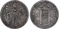 Grosso 1750 Italien-Kirchenstaat Benedetto...