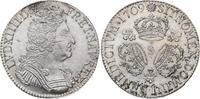 Ecu aux trois couronnes 1709  S Frankreich...