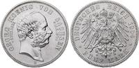 5 Mark 1904  E Sachsen Georg 1902-1904. Pr...