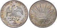 8 Reales 1888 Mexiko Zweite Republik seit ...