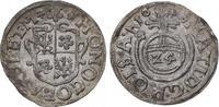 1/24 Taler 1616 Barby, Grafschaft Wolfgang...