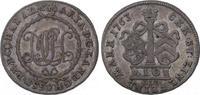 10 Kreuzer 1763 Hanau-Münzenberg Maria 176...