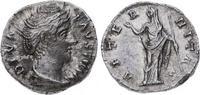 Denar  Kaiserzeit Antoninus Pius für Faust...