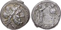 Victoriat 211/ 210 v. Chr Republik Anonyme...
