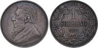 Shilling 1897 Südafrika Südafrikanische Re...