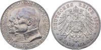 5 Mark 1904 Hessen Ernst Ludwig 1892-1918....