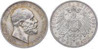 2 Mark 1891  A Oldenburg Nicolaus Friedric...