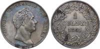 Gulden 1841 Baden-Durlach Leopold 1830-185...