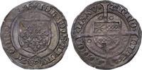 Weißpfennig 1475 Kleve Johann I. 1448-1481. Prägeschwäche, kleiner Schr... 265,00 EUR  +  7,50 EUR shipping