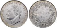 Gulden 1837 Hessen-Darmstadt Ludwig II. 18...