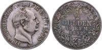 1/2 Gulden 1852  A Hohenzollern-Sigmaringe...