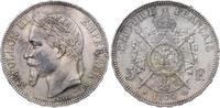 5 Francs 1870  A Frankreich Napoleon III. ...